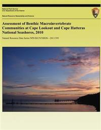 Assessment of Benthic Macroinvertebrate Communities at Cape Lookout and Cape Hatteras National Seashores, 2010