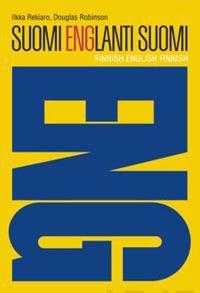 FINNISH-ENGLISH AND ENGLISH-FINNISH POCKET DICTIONARY