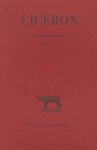 La Republique, Tome II, Livres II-VI