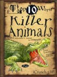 Killer animals - you wouldnt want to meet