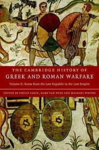 The Cambridge History of Greek and Roman Warfare