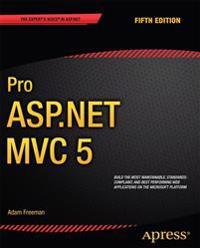 Pro Asp.net Mvc 5