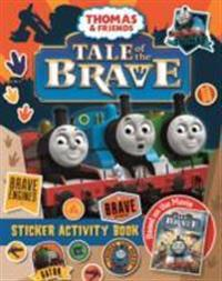 Thomas Tale of the Brave Sticker Book