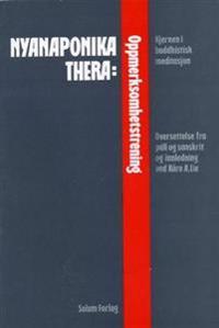 Oppmerksomhetstrening - Thera Nyanaponika pdf epub