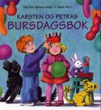 Karsten og Petras bursdagsbok - Tor Åge Bringsværd pdf epub