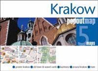 Krakow PopOut Map