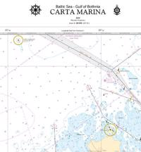 Carta Marina harjoitusmerikartta 1001, 1:50000