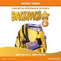 Backpack Gold 6 Active Teach New Edition