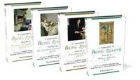A Companion to British Literature, 4 Volume Set