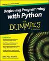 Beginning Programming with Python Fd