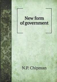 New Form of Government