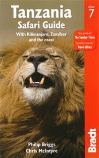 Bradt Safari Guide Tanzania