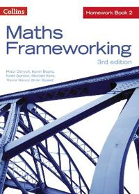 Maths Frameworking Homework Book 2