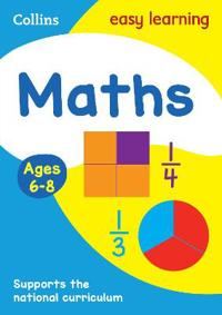 Collins Easy Learning Maths Age 6-8