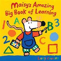 Maisy's Amazing Big Book of Learning - Lucy Cousins - böcker (9780763654818)     Bokhandel