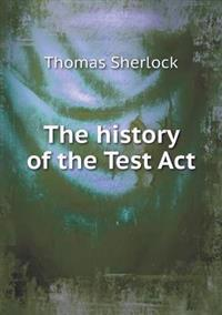 The History of the Test ACT