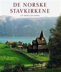 De norske stavkirkene - Leif Anker | Ridgeroadrun.org