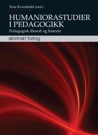 Humaniorastudier i pedagogikk