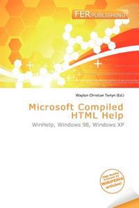 Microsoft Compiled HTML Help