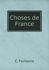 Choses de France