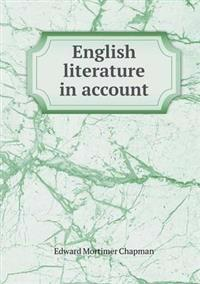 English Literature in Account