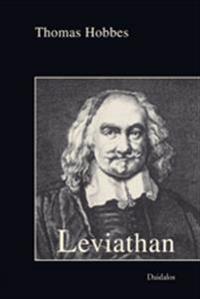 Leviathan eller En kyrklig och civil stats innehåll, form och makt