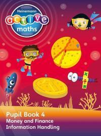 Heinemann Active Maths - Beyond Number - Second Level - Pupil Book Pack x 16