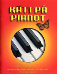 Rätt på pianot