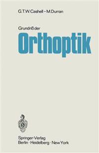 Grundriss der Orthoptik