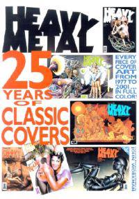 Heavy Metal: 25 Years of Covers