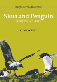 Skua And Penguin