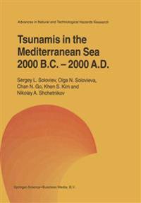 Tsunamis in the Mediterranean Sea 2000 B. C.-2000 A. D.