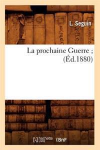 La Prochaine Guerre; (Ed.1880)