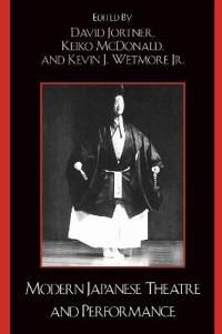 Modern Japanese Theatre and Performance