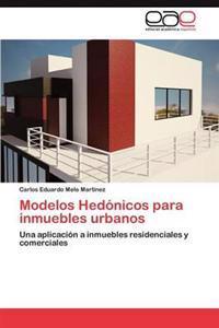Modelos Hedonicos Para Inmuebles Urbanos