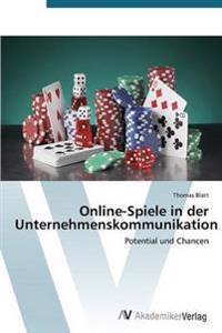 Online-Spiele in Der Unternehmenskommunikation