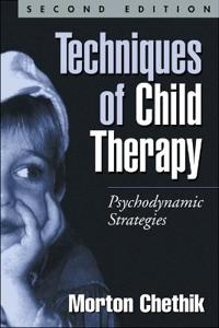 Techniques of Child Therapy