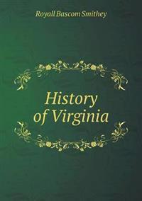 History of Virginia