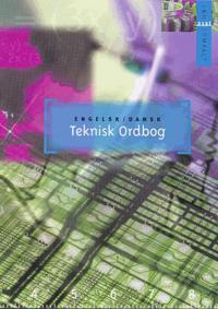 Teknisk Ordbog - engelsk-dansk