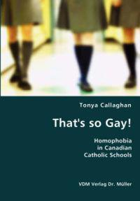 That's so Gay!