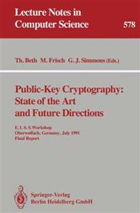Public-Key Cryptography: State of the Art and Future Directions