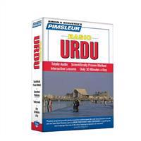 Pimsleur Urdu Basic Course - Level 1 Lessons 1-10 CD: Learn to Speak and Understand Urdu with Pimsleur Language Programs