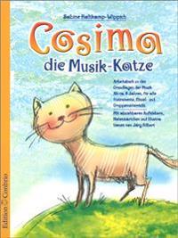 Cosima, die Musik-Katze
