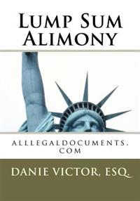 Lump Sum Alimony: Alllegaldocuments.com