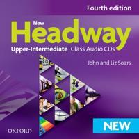 New Headway: Upper-Intermediate : Class Audio CDs