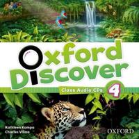 Oxford Discover: 4: Class Audio CDs