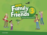 Family & Friends: Level 3: Teacher's Resource Pack