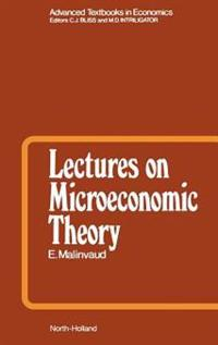 Lectures on Microeconomic Theory