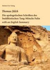 Die apologetischen Schriften des buddhistischen Tang-Mönchs Falin