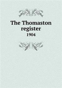 The Thomaston Register 1904